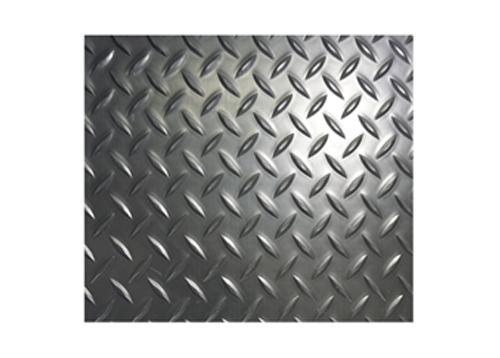 钢板纹耐磨地垫