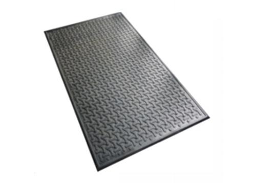 T纹橡胶防滑地垫