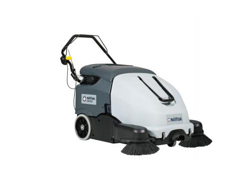 SW900手推电瓶式扫地机