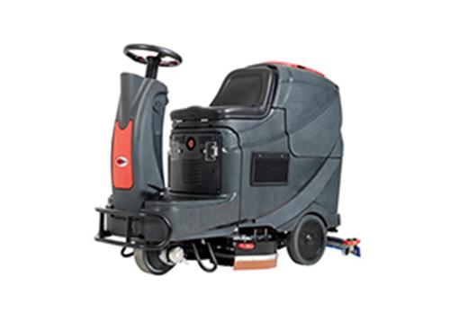 710R驾驶式洗地机