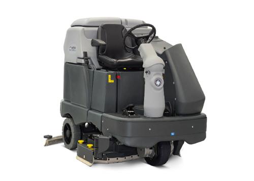 通辽SC6500驾驶式洗地机