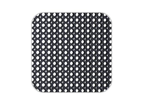 孔式橡胶防滑地垫