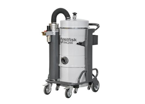 VHC200气动工业吸尘器