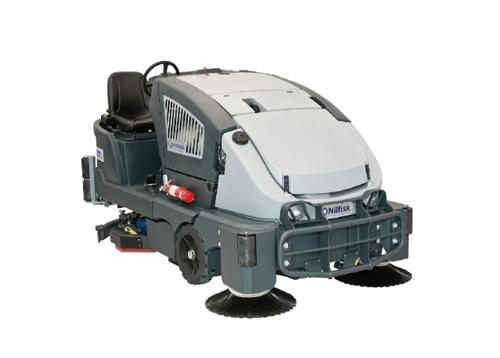 CS7000驾驶式洗扫一体机