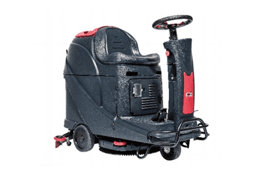 530R驾驶式洗地机