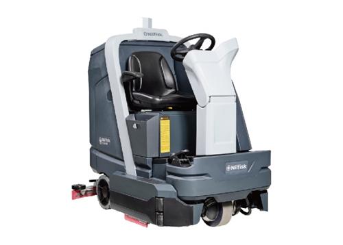 SC6000驾驶式洗地机