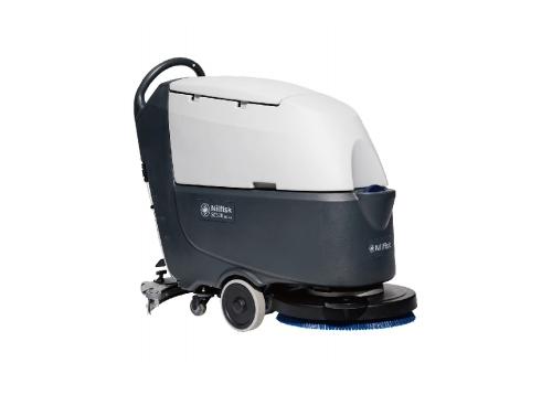 SC530手推式电瓶洗地机